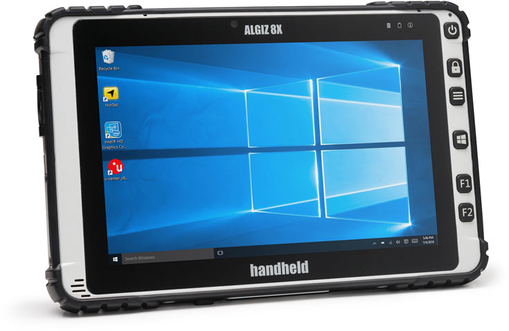 Планшет Handheld Algiz 8X