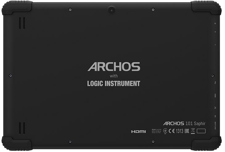 Archos 101 Saphir: доступный и защищенный от падений планшет