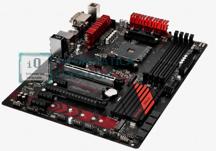 Опубликованы изображения системных плат ASRock X370 Killer SLI/ac и AB350 Gaming K4
