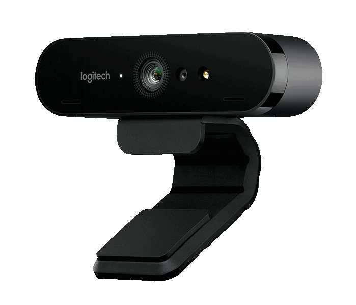 Logitech Brio — web-камера с поддержкой видео 4K и HDR