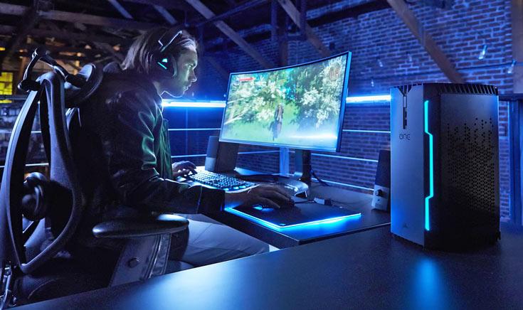 Corsair собирается выпустить свой первый компьютер