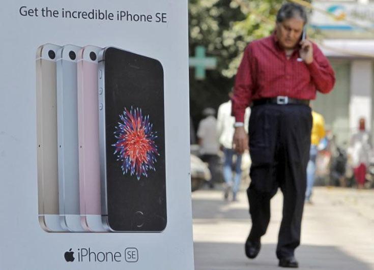 Решение Apple начать выпуск смартфонов в Индии продиктовано желанием увеличить продажи