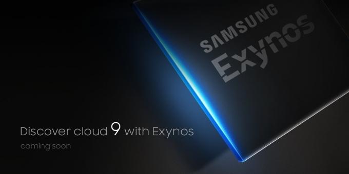 Самсунг представила чипсет Exynos 8895 для Galaxy S8