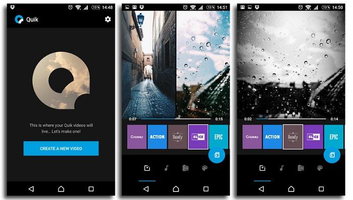 Приложение GoPro Quik будет интегрировано в галерею смартфонов Huawei