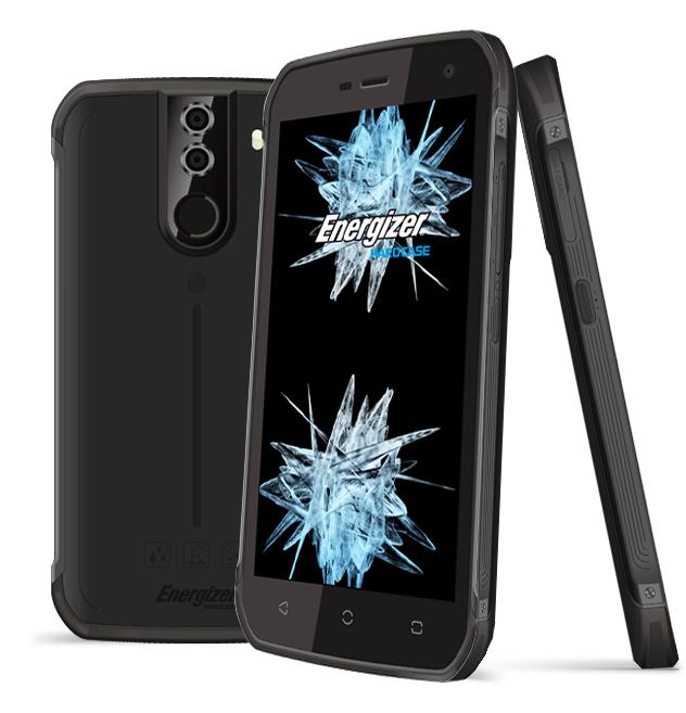 Energizer представила защищенный смартфон Energy E550LTE