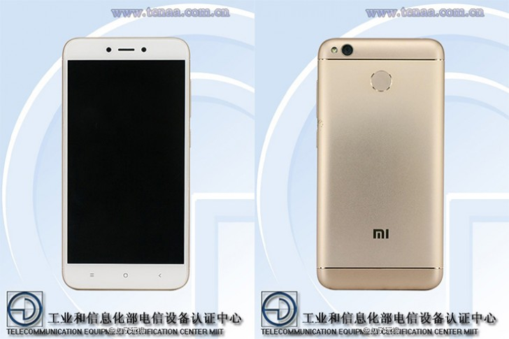 TENAA сертифицировала новый 5-дюймовый смартфон Xiaomi