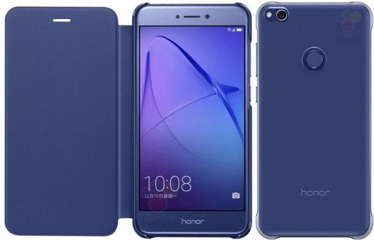 Анонс Huawei Honor 8 Lite— смартфон среднего класса, вдохновленных флагманом