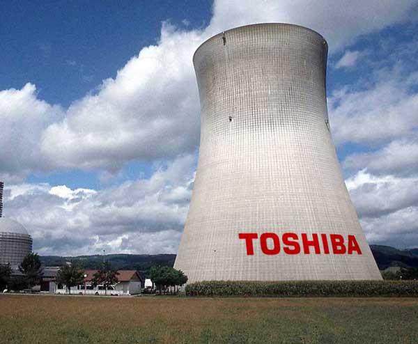 Toshiba получила ущерб в3,5 млрд долларов заапрель-декабрь
