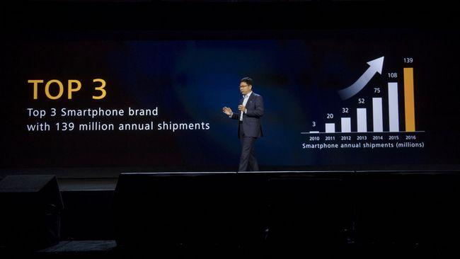 Huawei за год рассчитывает увеличить прибыль на 100%