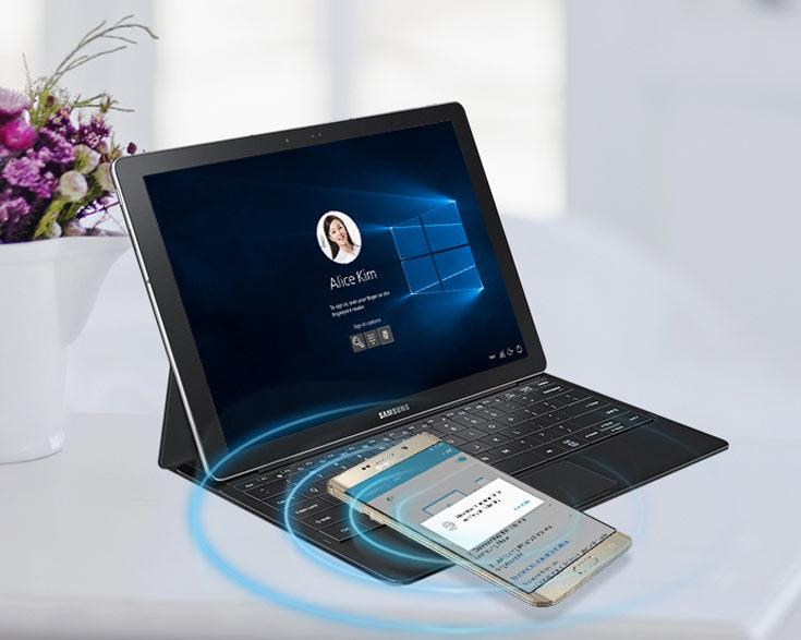 ����� �� ����������� �������������� Samsung � Microsoft ���� ���������������� ��������� ��������� Galaxy Book