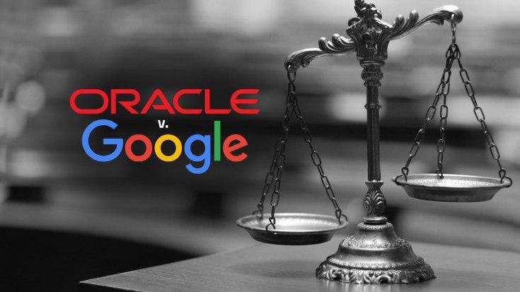 Oracle подал апелляцию нарешение суда присяжных поправам Google