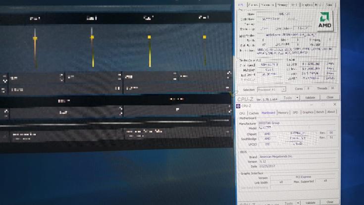 AMD представила три лучших процессора Ryzen 7