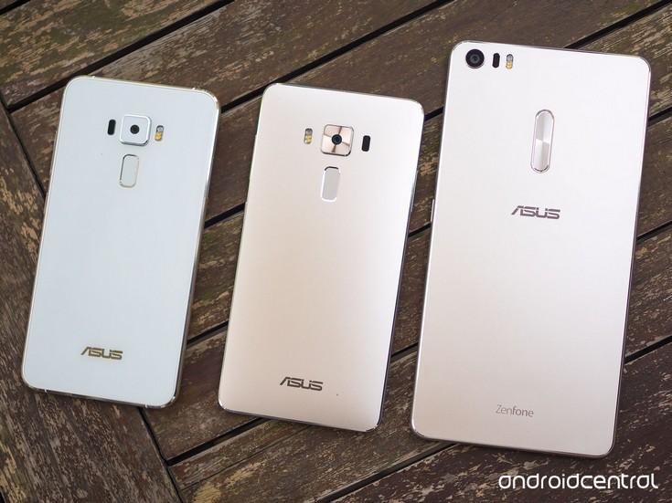 Asus переносит дату запуска смартфонов ZenFone 4 из-за нехватки компонентов