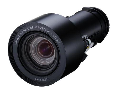 Canon представила проектор XEEDWUX6500, широкоугольный объектив дляпроекторов LX ипрезентер PR500-R
