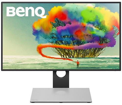 27-дюймовый монитор BenQ PD2710QC оснащен портом USB-C и обеспечивает охват 100% цветового пространства sRGB