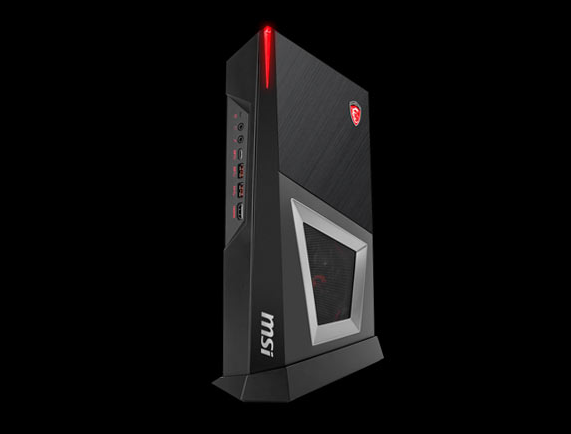 MSI представила линейку игровых ПК с процессорами Intel Kaby Lake и видеокартами Nvidia