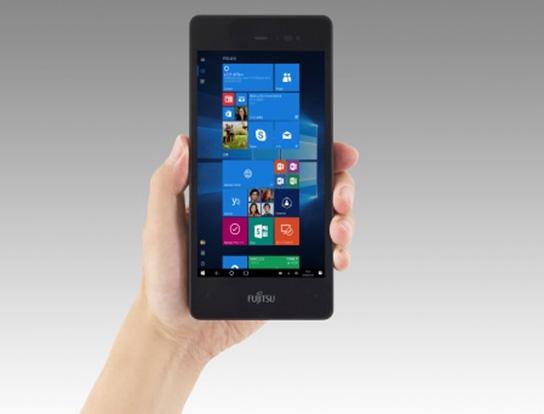 Fujitsu анонсировала три планшета под управлением ОС Windows 10