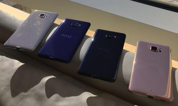 ВHTC поведали обособенностях телефона с 2-мя экранами