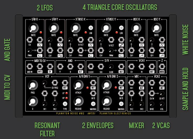 Средства на серийный выпуск синтезатора разработчики собирают с помощью сайта KickStarter