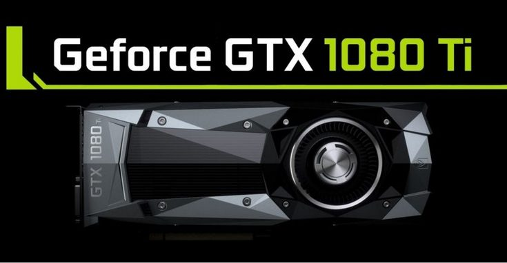 Видеокарту GeForce GTX 1080 Ti представят в марте