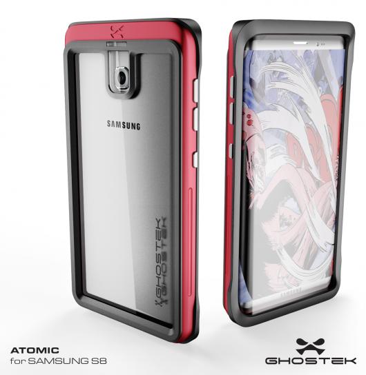 Изображения чехлов для Самсунг Galaxy S8 иGalaxy S8 Edge