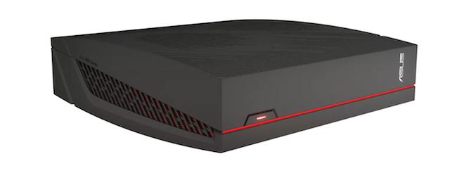 Игровой мини-ПК Asus VivoPC X оснащён видеокартой GeForce GTX 1060