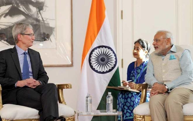 Apple просит у Индии налоговых каникул сроком на 15 лет и отмены таможенных пошлин на оборудование, сырьё и комплектующие