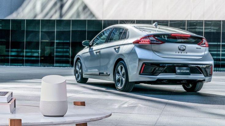 Hyundai наделила свои авто поддержкой голосового помощника Google Assistant