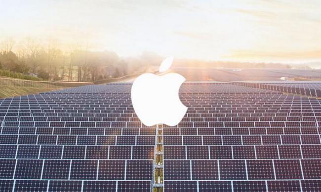 Apple собирается построить солнечную электростанцию вНеваде