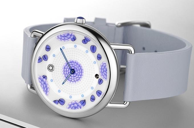 Фарфоровые умные часы Fenwatch появились на Kickstarter