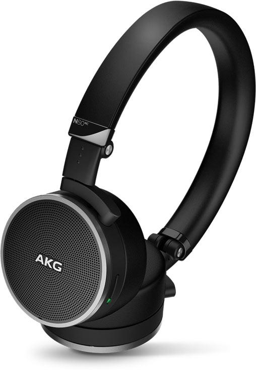 Вариант наушников AKG N60 NC с интерфейсом Bluetooth называется AKG N60 NC Wireless