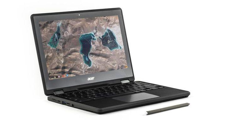 ВGoogle выпустили новый Chromebook