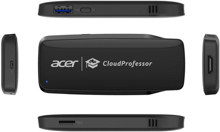 Набор Acer CloudProfessor помогает научиться программировать и создавать устройства IoT