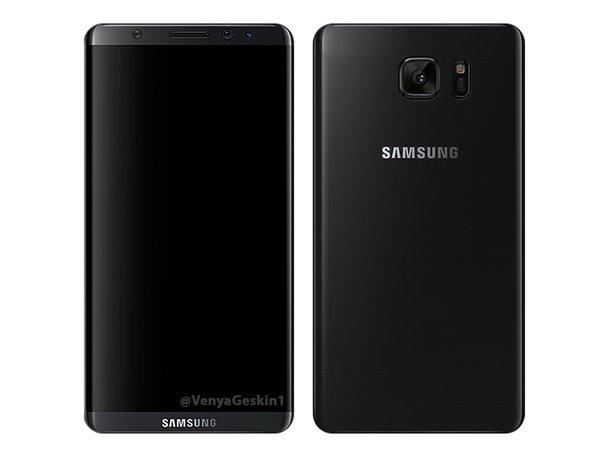 Размещены изображения ипредполагаемая дата выхода телефона Самсунг Galaxy S8