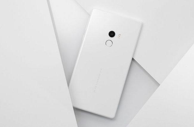 CES 2017: Xiaomi выпускает белоснежную версию MiMix