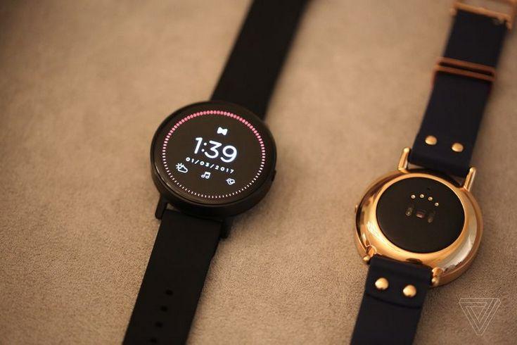 Misfit Vapor — первые полноценные умные часы производителя, оценённые в 0