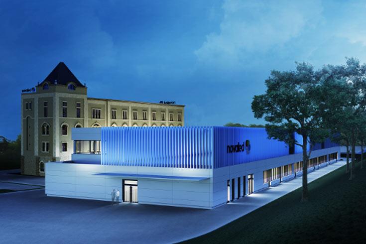 Novaled приступает к строительству новой штаб-квартиры и центра НИОКР в Дрездене