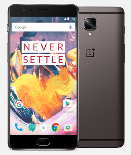 Смартфоны OnePlus 3 и 3T получили ОС Android 7.0 Nougat