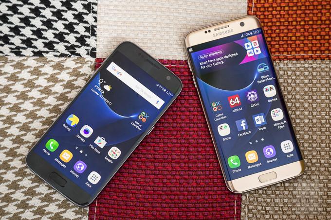 Samsung продала в прошлом квартале 90 млн мобильных телефонов