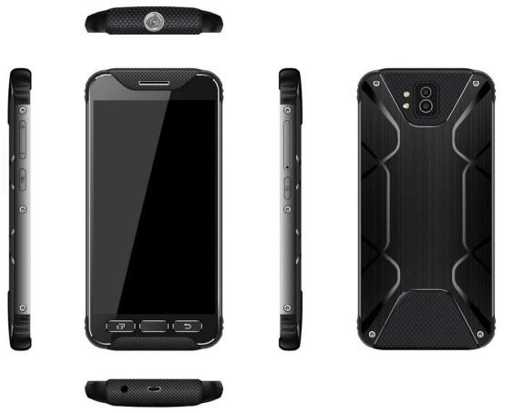 Защищенный смартфон AGM X2 Pro получит 8 ГБ ОЗУ и аккумулятор емкостью 10000 мА·ч