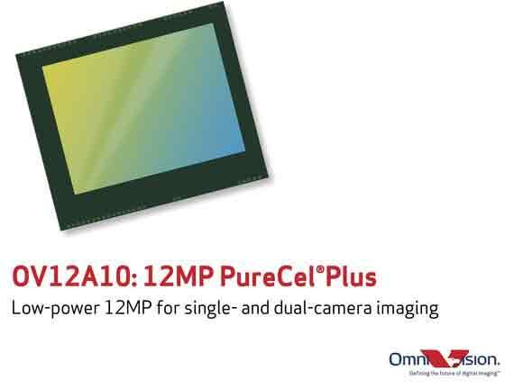 В датчиках изображения OmniVision OV12A10 и OV12A1B используется технология PureCel Plus