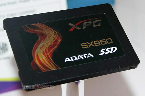 Adata XPG SX950 — бюджетные SSD объемом до 1 ТБ для геймеров