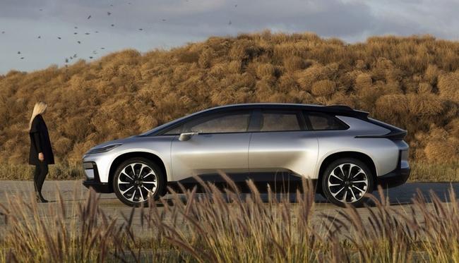 Faraday Future не выплатила обещанные  ,8 млн за рекламу своего электромобиля FF 91