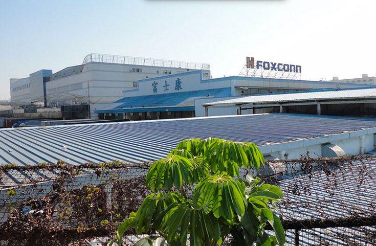 Foxconn построит свой объект непосредственно рядом с центром НИОКР Apple в Шэньчжэне