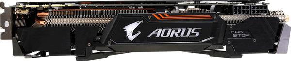 Gigabyte GeForce GTX 1080 Aorus Xtreme Edition