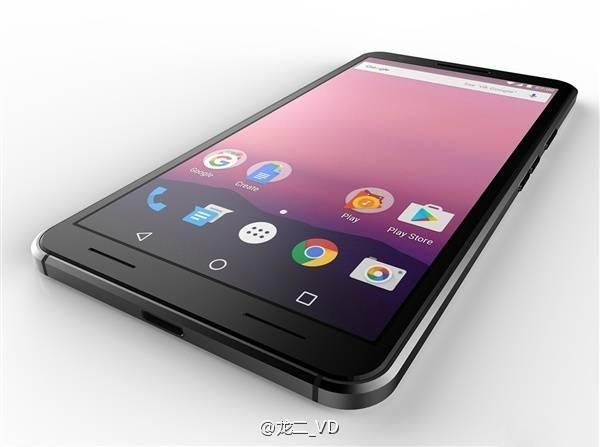 Опубликованы изображения смартфона Google Pixel 2