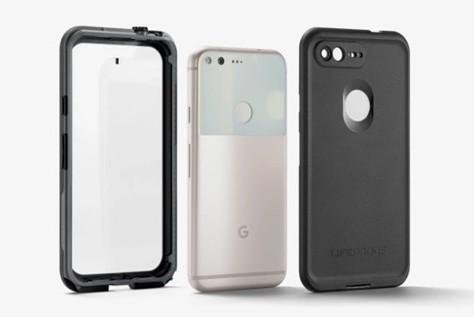 Google начала продажи водонепроницаемых противоударных чехлов для смартфонов Pixel и Pixel XL