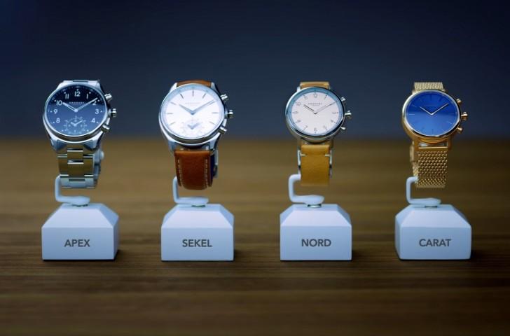 Умные часы Kronaby