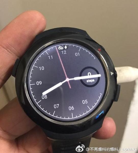 Всеть утекли живые фото смарт-часов HTC Halfbeak
