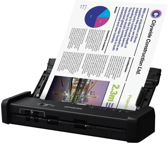 Цена Epson WorkForce ES-200 — $249, WorkForce ES-300W — $299